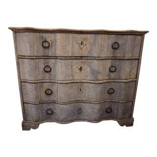 19th Century Swedish Gustavian Commode For Sale
