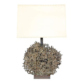 Seafan Lamp by Clate Grunden For Sale