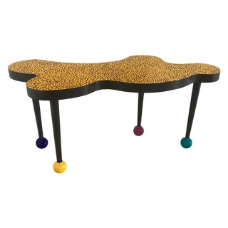 Memphis Milano-Style Coffee Table For Sale