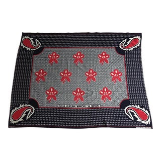 Printed African Textile Art Cloth For Sale