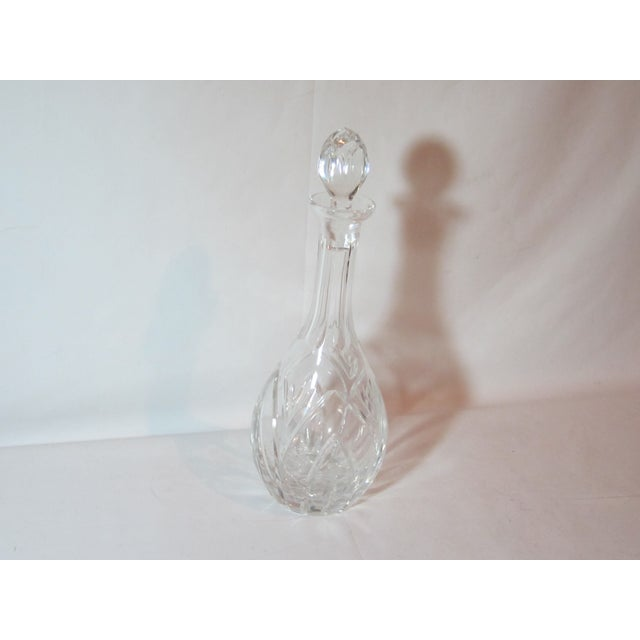 Cut Crystal Whiskey Decanter - Image 3 of 5