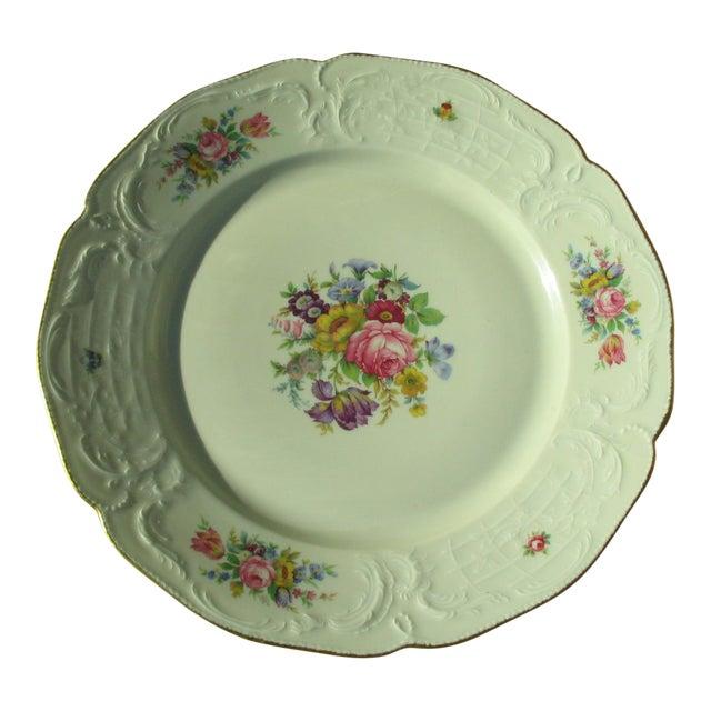 Rosenthal Sanssouci Floral Chop Plate - Image 1 of 5