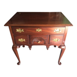 Henkel Harris Lowboy Mahogany For Sale