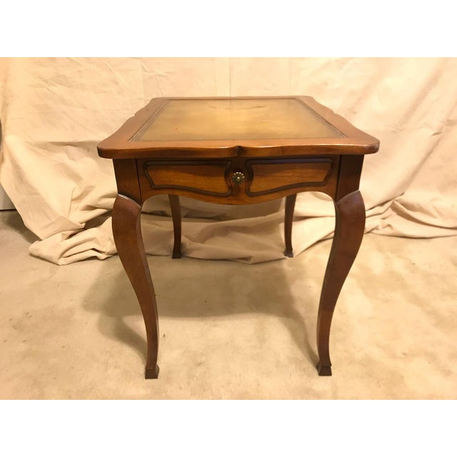 Henredon Wood End Table - Image 5 of 5
