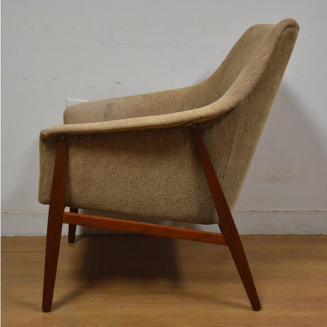 Danish Teak Lounge Chair - Image 6 of 10