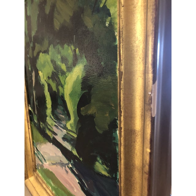 Landscape Painting by Julia Kelly For Sale - Image 9 of 9