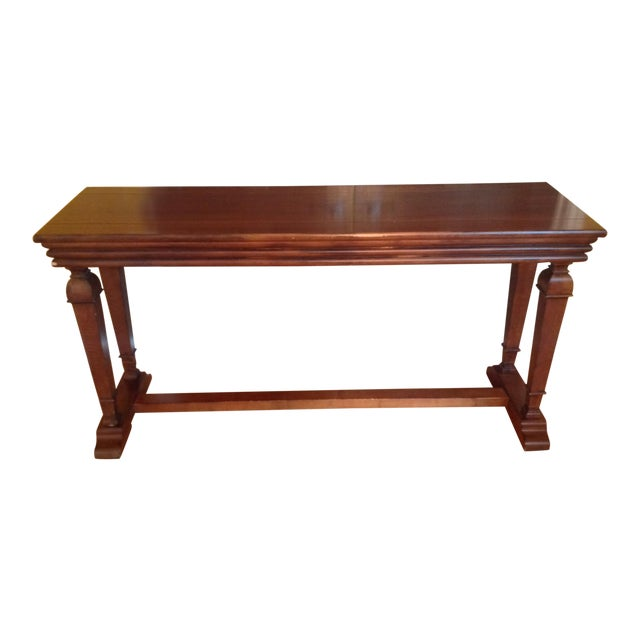 Restoration Hardware Console Sideboard - Image 1 of 6