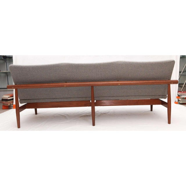 "Finn Juhl ""Japan"" Sofa For Sale - Image 9 of 10"