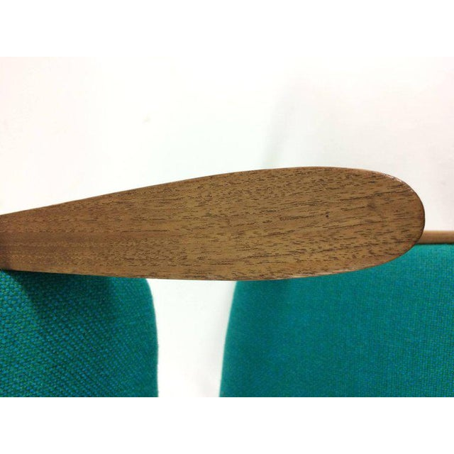 1960s Scandinavian Modern Kai Kristiansen Model 42 Teak Dining Chair For Sale In Madison - Image 6 of 8