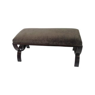 Modern Upholstered Bench For Sale