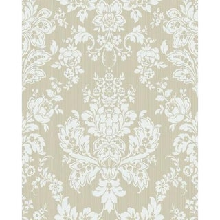 Cole & Son Giselle Wallpaper Roll - Old Olive For Sale