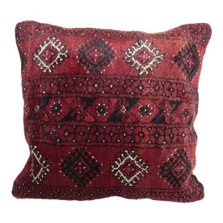 Boho Chic Carpet Pillow