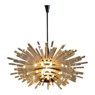 Amazing Miracle Chandelier by Friedl Bakalowits for Bakalowits & Söhne, 1960s