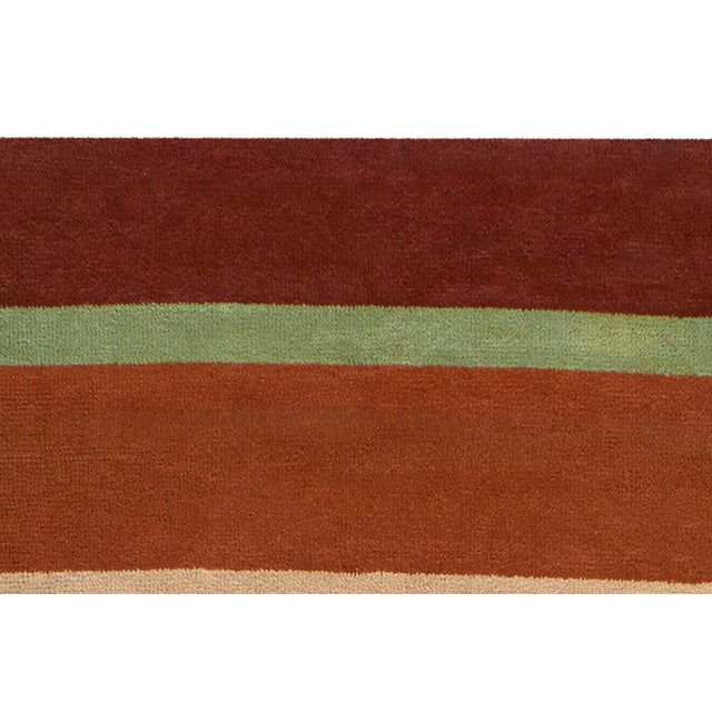 Vintage Deco Rug For Sale In New York - Image 6 of 9
