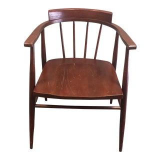 Mid-Century Windsor Armchair