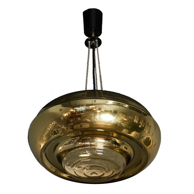 Ovoid Pendant by Peill and Putzler - Image 3 of 3