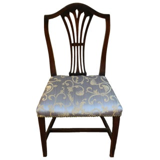 1800s Antique George III Side Chair For Sale