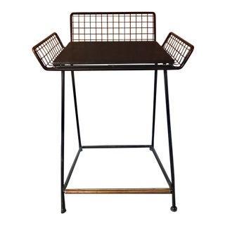 Tony Paul Mid-Century Modern Barstool For Sale