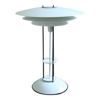 1960s Scandinavian Modern Ph Style Table Lamp