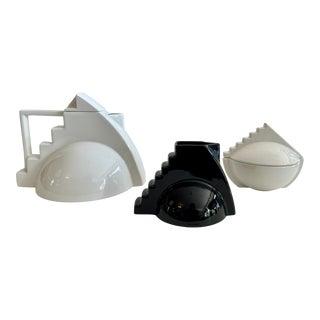 Postmodern Tea Set Designed by Pierre Casenove for Salins Studio France For Sale