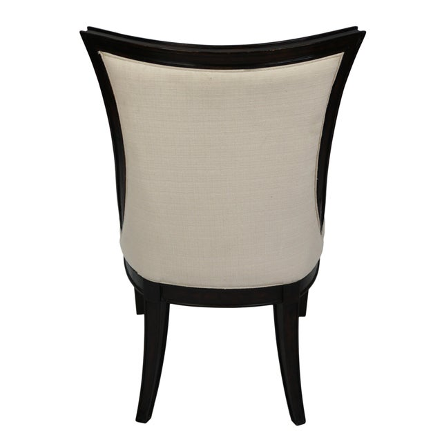 2010s Sarreid Parisian Dining Side Chair For Sale - Image 5 of 9