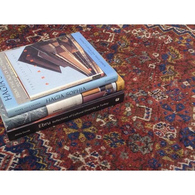 "Textile Shiraz ""Birds"" Carpet For Sale - Image 7 of 10"