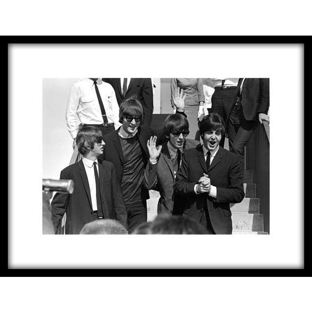 The Beatles (Ringo Starr, John Lennon, George Harrison, Paul McCartney) 1966 - Image 2 of 5