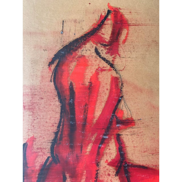 Contemporary Contemporary Greg Lauren Painting For Sale - Image 3 of 5