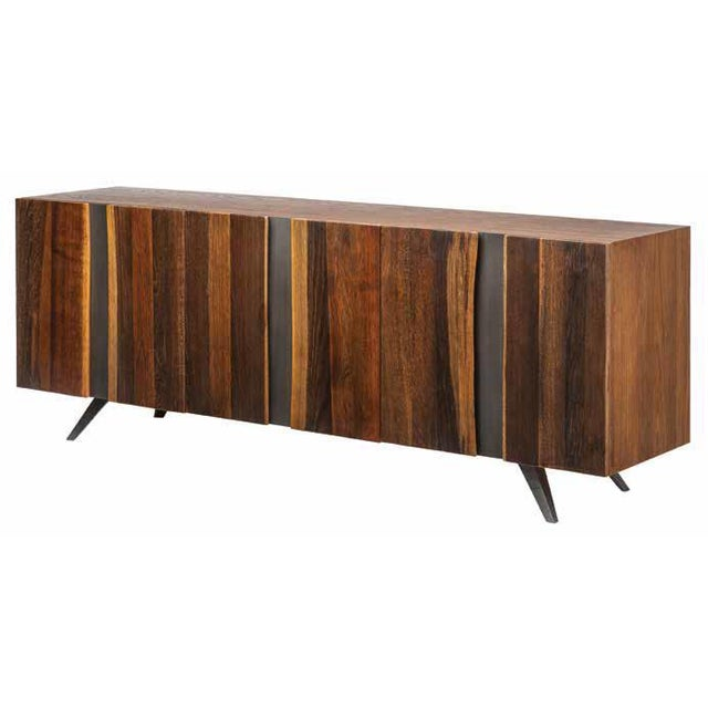 Wood Console by Nuevo Living - Image 3 of 4