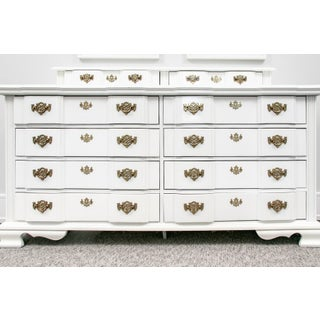 20th Century Superb Chippendale Pagoda Style Dresser Preview