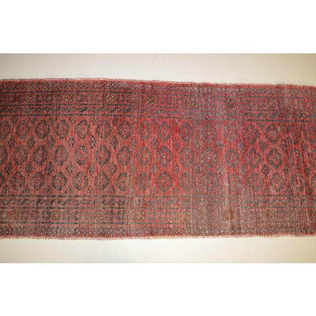 "Vintage Persian Runner- 2'5"" x 7'11"" - Image 6 of 7"
