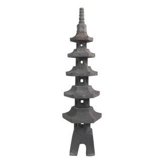Stone Garden Pagoda For Sale