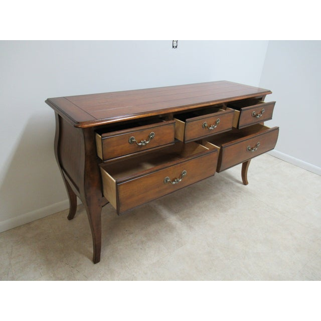 Drexel Heritage Country French Commode For Sale In Philadelphia - Image 6 of 13