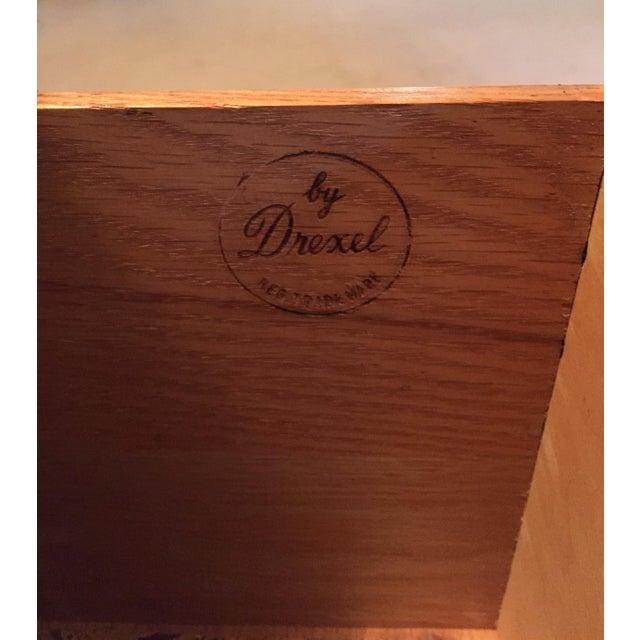 Drexel Wood Campaign Dresser - Image 5 of 7