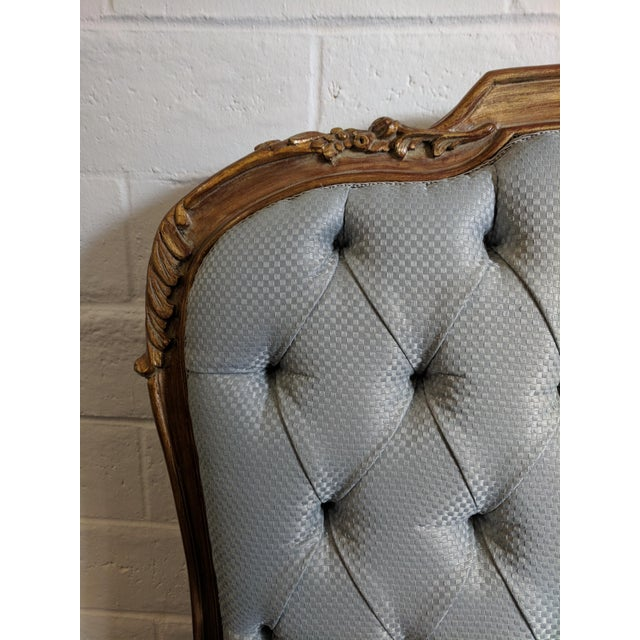2010s French Style Handmade Bed For Sale - Image 5 of 10