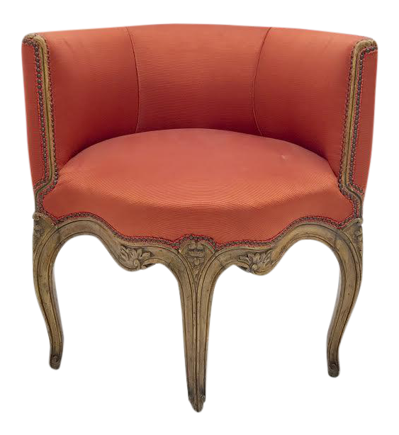 Nice Antique French Louis XV Style Chair