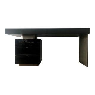 Minotti Carson Writing Desk by Rodolfo Dordoni For Sale
