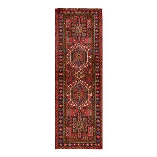 "Apadana - Vintage Persian Heriz Rug, 2' x 6'5"""