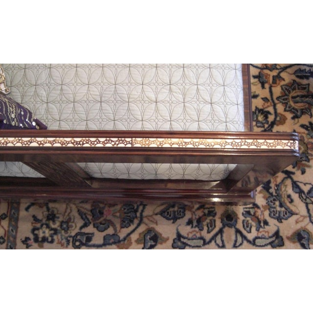 French Art Deco Macassar Ebony Daybed For Sale - Image 5 of 6