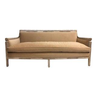 Swedish Gustavian Sofa For Sale