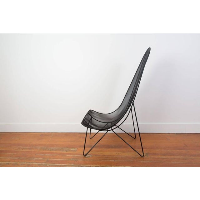 Modern Sol Bloom Scoop Chair For Sale - Image 3 of 4
