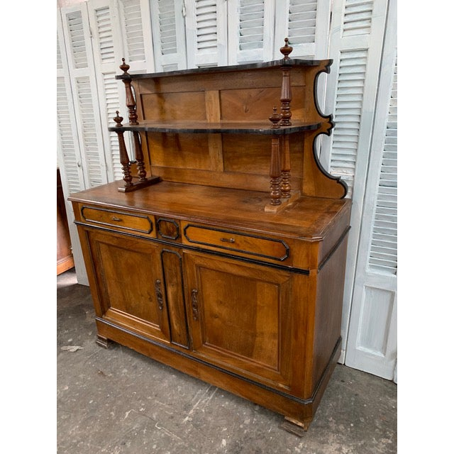 19th Century French Country Buffet For Sale In Atlanta - Image 6 of 9