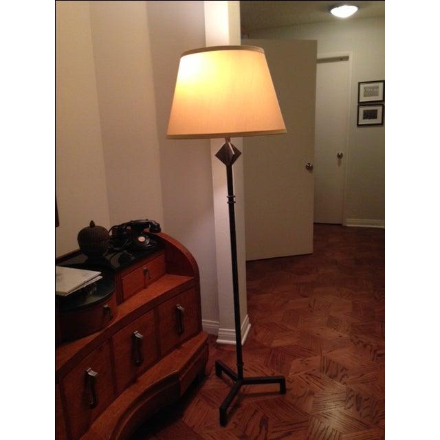 Iron Floor Lamp - Image 2 of 4