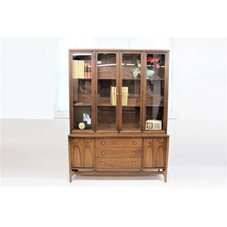 Mid Century Modern Broyhill Brasilia China Cabinet Preview