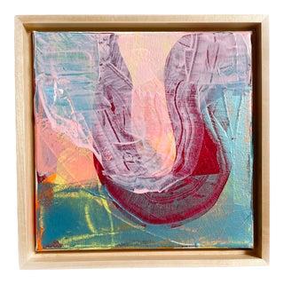 """Jessalin Beutler """"Big Scoop"""" 2021 Framed Painting For Sale"""