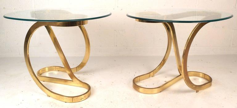 Mid Century Modern Coffee And End Table Set Set Of 3