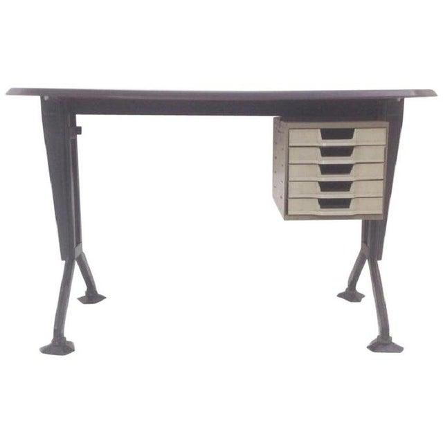 Desk by Studio Bbpr for Olivetti For Sale - Image 9 of 9