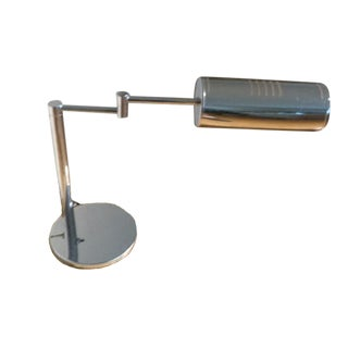 Sonneman 1970s Swing Arm Table Lamp For Sale