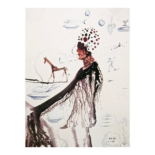 Salvador Dalí­ The Entrepreneur 1989 For Sale