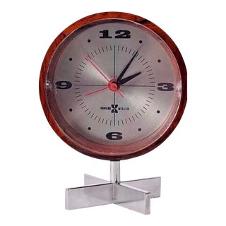 1940s Arthur Umanoff for Herman Miller George Nelson Clock For Sale